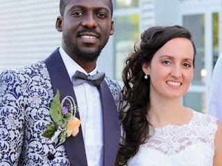Le mariage de Christopher et Sara