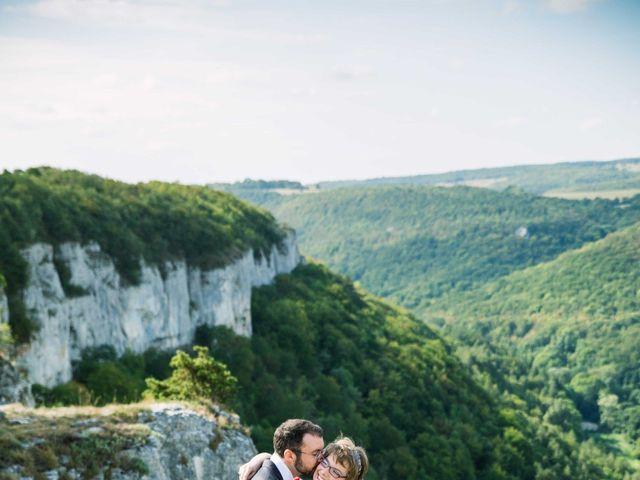 Le mariage de Rémi et Lucie à Beaune, Côte d'Or 14