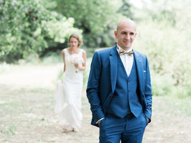 Le mariage de Fabien et Lucie à Émerainville, Seine-et-Marne 28
