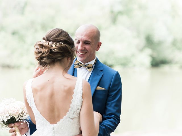 Le mariage de Fabien et Lucie à Émerainville, Seine-et-Marne 31