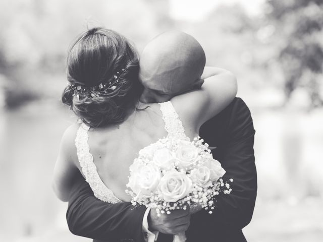 Le mariage de Fabien et Lucie à Émerainville, Seine-et-Marne 32