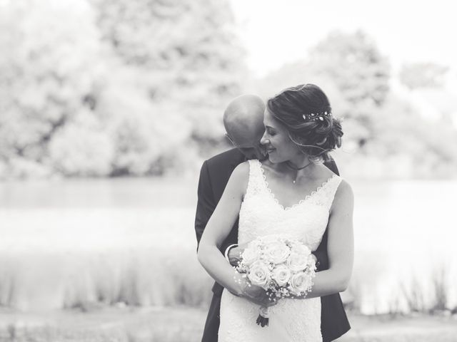 Le mariage de Fabien et Lucie à Émerainville, Seine-et-Marne 34