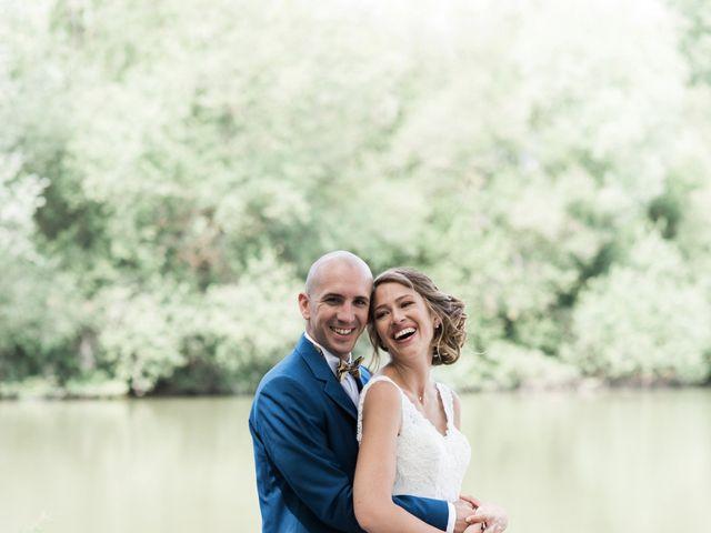 Le mariage de Fabien et Lucie à Émerainville, Seine-et-Marne 35