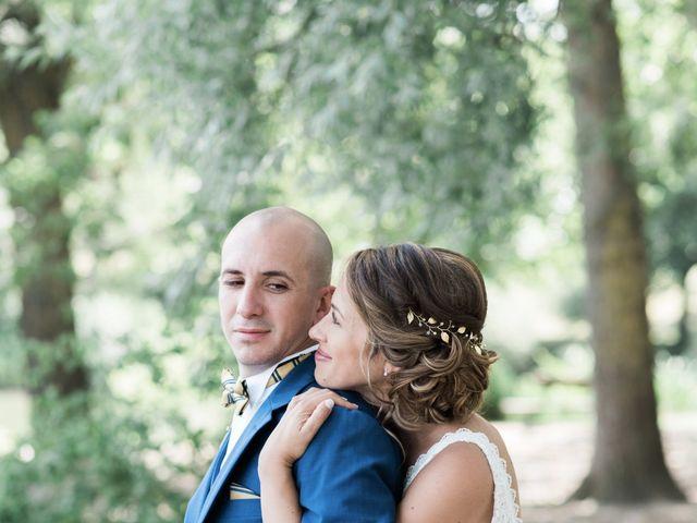 Le mariage de Fabien et Lucie à Émerainville, Seine-et-Marne 41