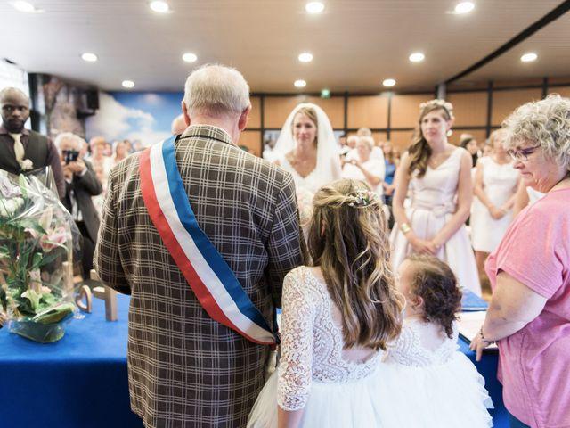Le mariage de Fabien et Lucie à Émerainville, Seine-et-Marne 61