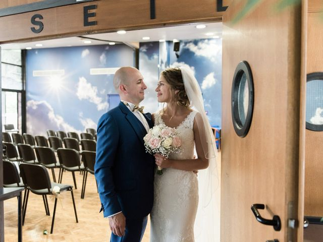 Le mariage de Fabien et Lucie à Émerainville, Seine-et-Marne 70