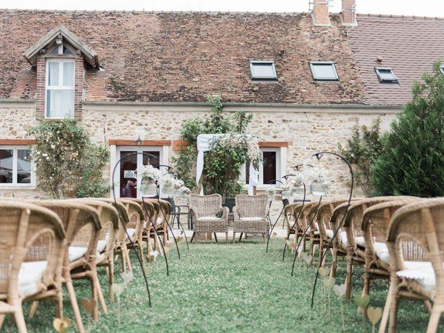 Le mariage de Fabien et Lucie à Émerainville, Seine-et-Marne 74