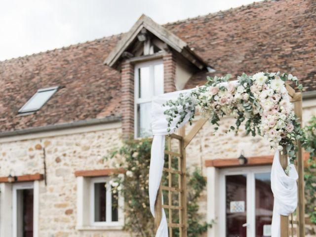 Le mariage de Fabien et Lucie à Émerainville, Seine-et-Marne 78