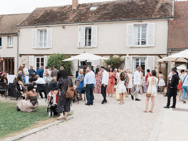Le mariage de Fabien et Lucie à Émerainville, Seine-et-Marne 82