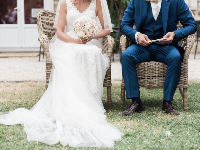 Le mariage de Fabien et Lucie à Émerainville, Seine-et-Marne 91