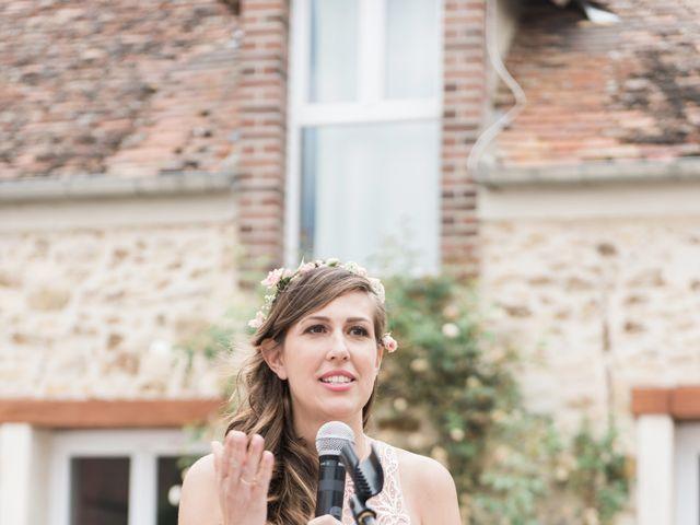 Le mariage de Fabien et Lucie à Émerainville, Seine-et-Marne 92