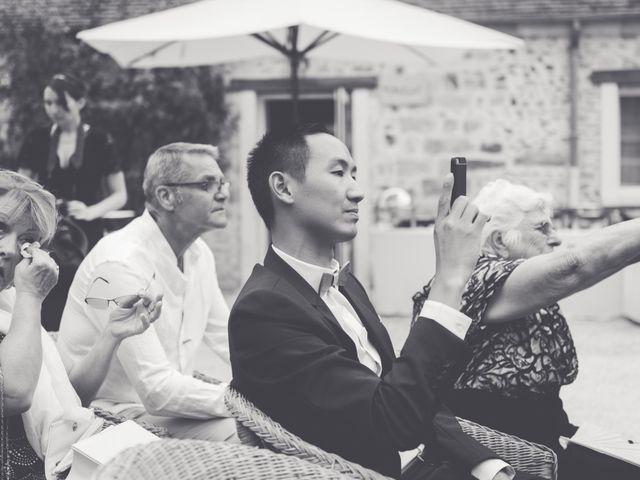 Le mariage de Fabien et Lucie à Émerainville, Seine-et-Marne 93