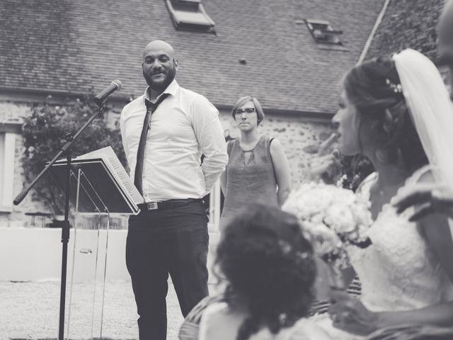 Le mariage de Fabien et Lucie à Émerainville, Seine-et-Marne 97