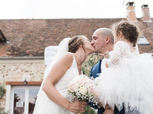 Le mariage de Fabien et Lucie à Émerainville, Seine-et-Marne 102