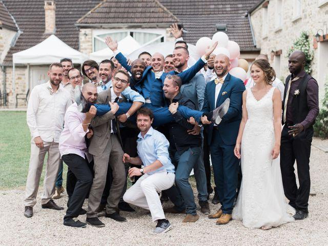 Le mariage de Fabien et Lucie à Émerainville, Seine-et-Marne 121
