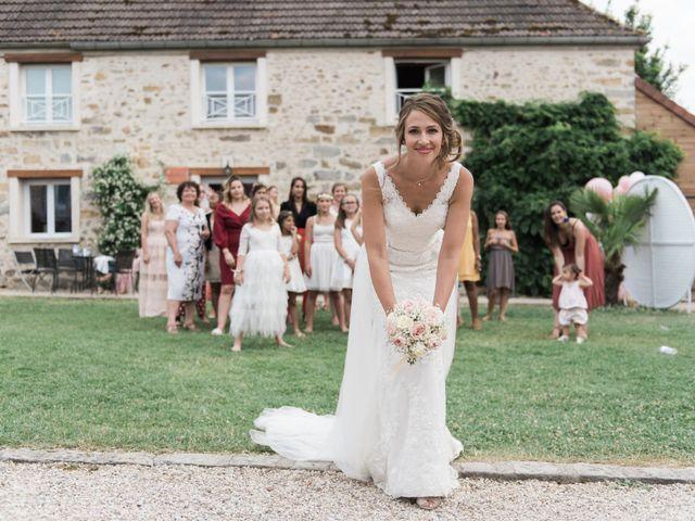 Le mariage de Fabien et Lucie à Émerainville, Seine-et-Marne 122