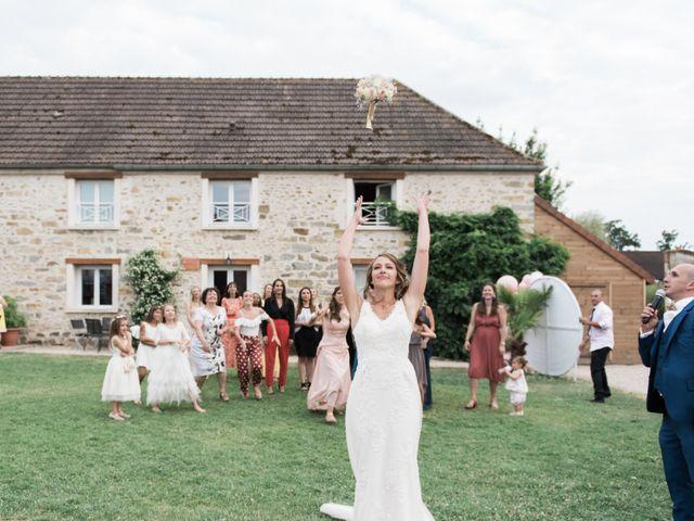 Le mariage de Fabien et Lucie à Émerainville, Seine-et-Marne 123