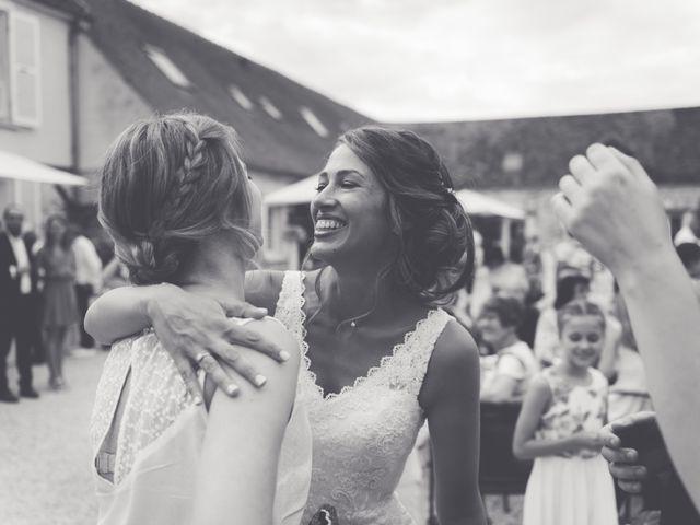 Le mariage de Fabien et Lucie à Émerainville, Seine-et-Marne 124