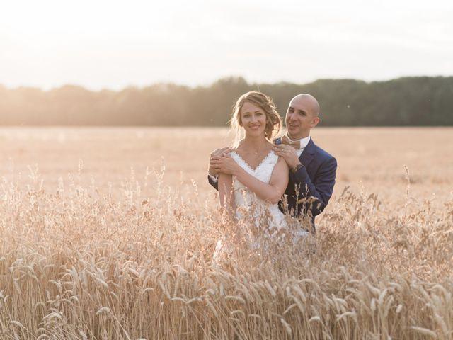 Le mariage de Fabien et Lucie à Émerainville, Seine-et-Marne 126