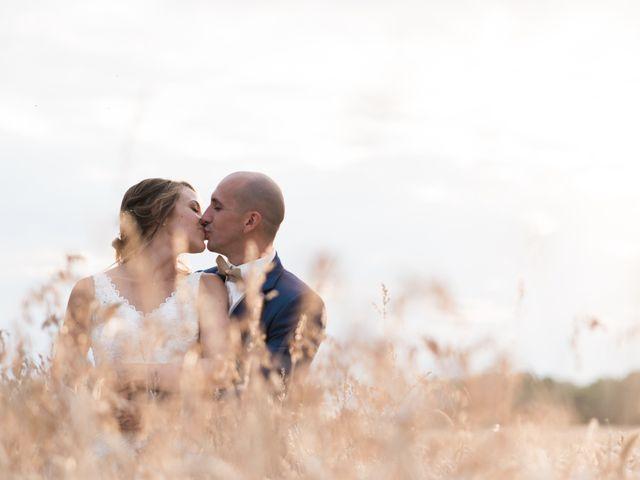 Le mariage de Fabien et Lucie à Émerainville, Seine-et-Marne 128