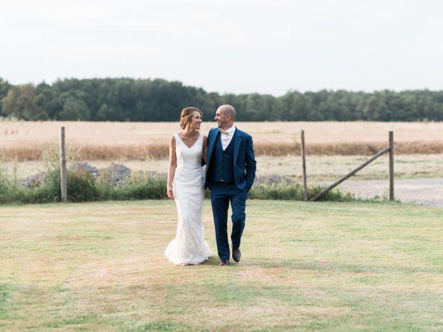 Le mariage de Fabien et Lucie à Émerainville, Seine-et-Marne 131