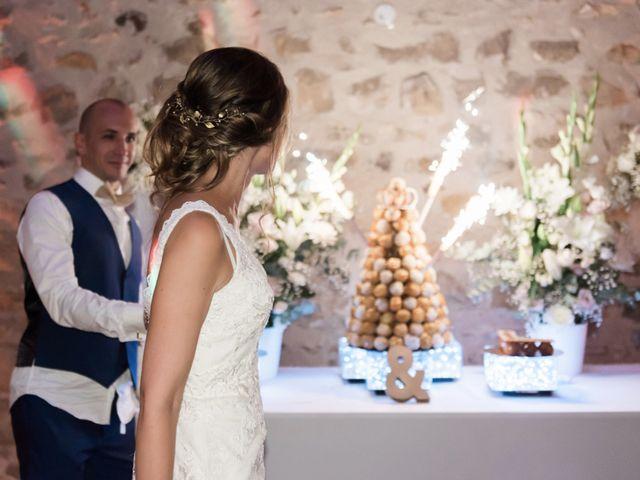 Le mariage de Fabien et Lucie à Émerainville, Seine-et-Marne 143
