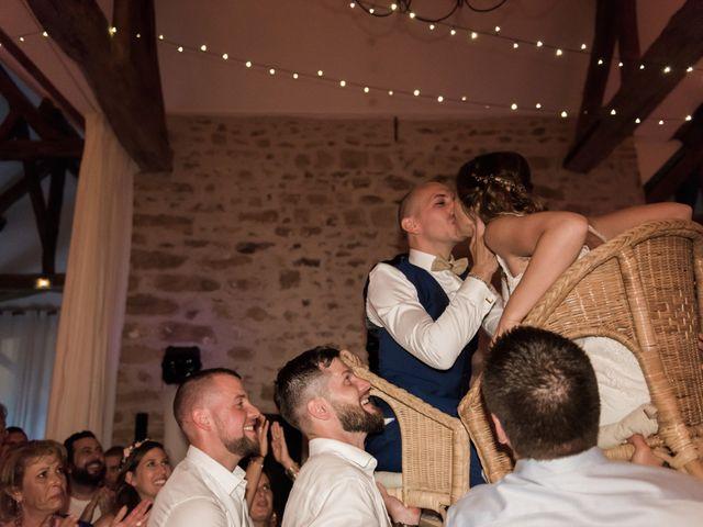 Le mariage de Fabien et Lucie à Émerainville, Seine-et-Marne 147