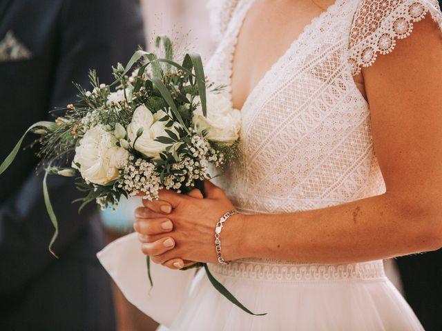 Le mariage de Sébastien et Marlène à La Roche-en-Brenil, Côte d'Or 1