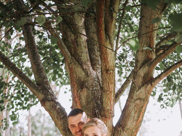 Le mariage de Sébastien et Marlène à La Roche-en-Brenil, Côte d'Or 23