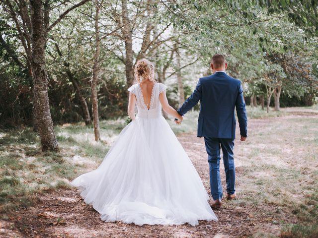Le mariage de Sébastien et Marlène à La Roche-en-Brenil, Côte d'Or 29