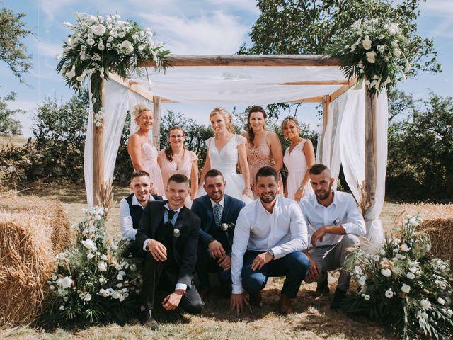Le mariage de Sébastien et Marlène à La Roche-en-Brenil, Côte d'Or 31