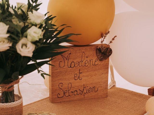 Le mariage de Sébastien et Marlène à La Roche-en-Brenil, Côte d'Or 41