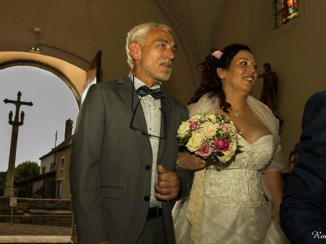 Le mariage de Mathieu et Aurore à Chalon-sur-Saône, Saône et Loire 1