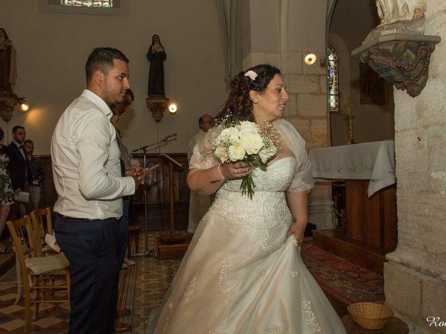 Le mariage de Mathieu et Aurore à Chalon-sur-Saône, Saône et Loire 21