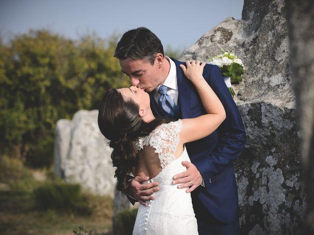 Le mariage de Christophe et Emilie à Saint-Nolff, Morbihan 1