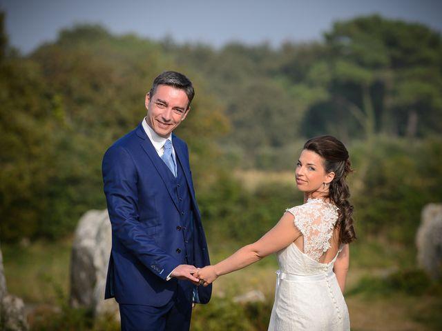 Le mariage de Christophe et Emilie à Saint-Nolff, Morbihan 3