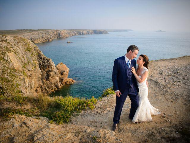 Le mariage de Christophe et Emilie à Saint-Nolff, Morbihan 5
