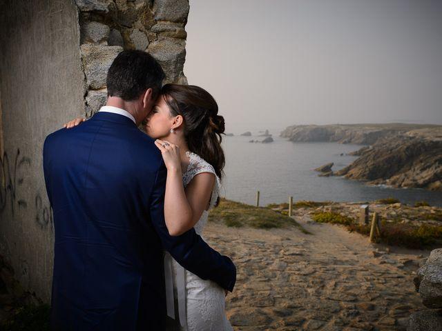 Le mariage de Christophe et Emilie à Saint-Nolff, Morbihan 8