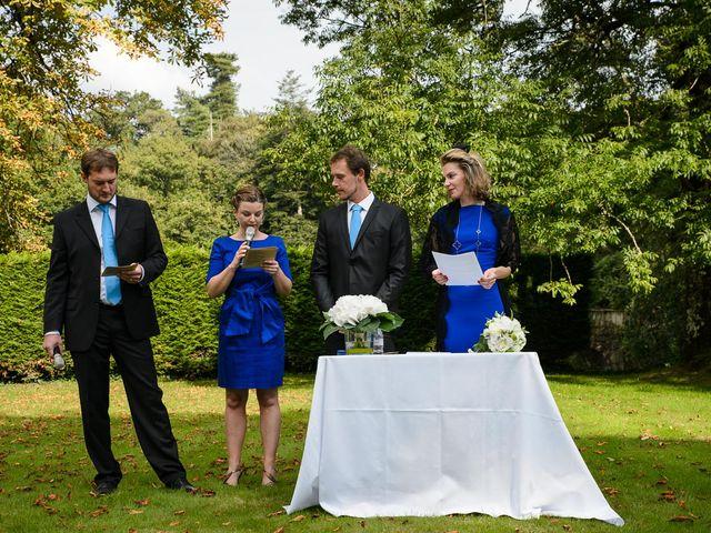 Le mariage de Christophe et Emilie à Saint-Nolff, Morbihan 56