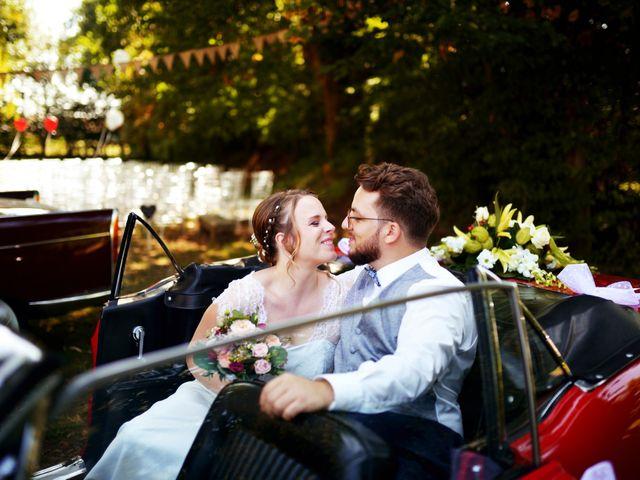Le mariage de Lisa et Brandon