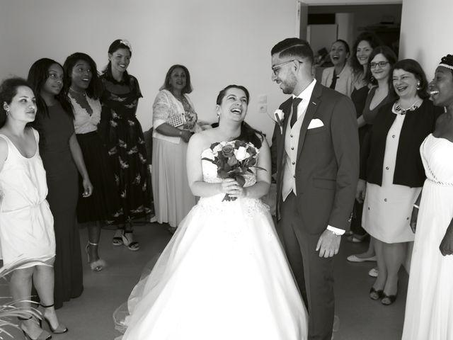 Le mariage de Malik et Sarah à Vert-Saint-Denis, Seine-et-Marne 23