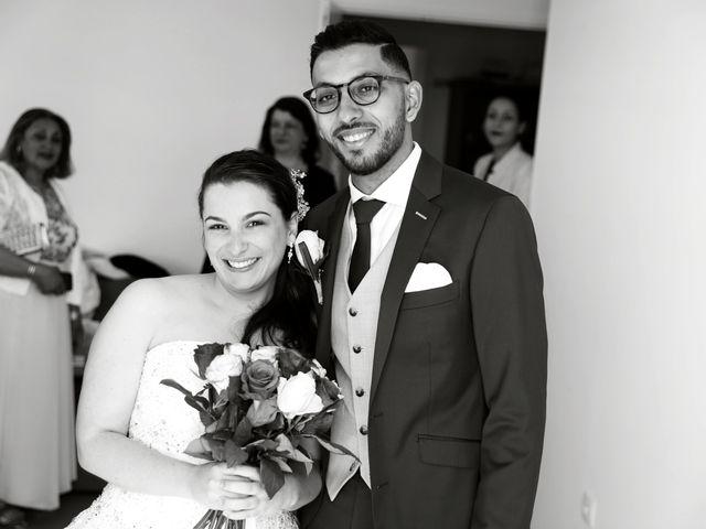 Le mariage de Malik et Sarah à Vert-Saint-Denis, Seine-et-Marne 24