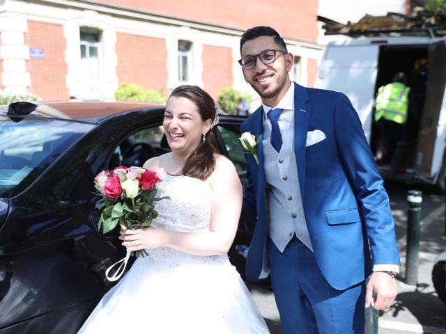 Le mariage de Malik et Sarah à Vert-Saint-Denis, Seine-et-Marne 31