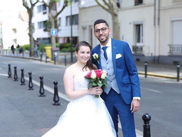Le mariage de Malik et Sarah à Vert-Saint-Denis, Seine-et-Marne 32