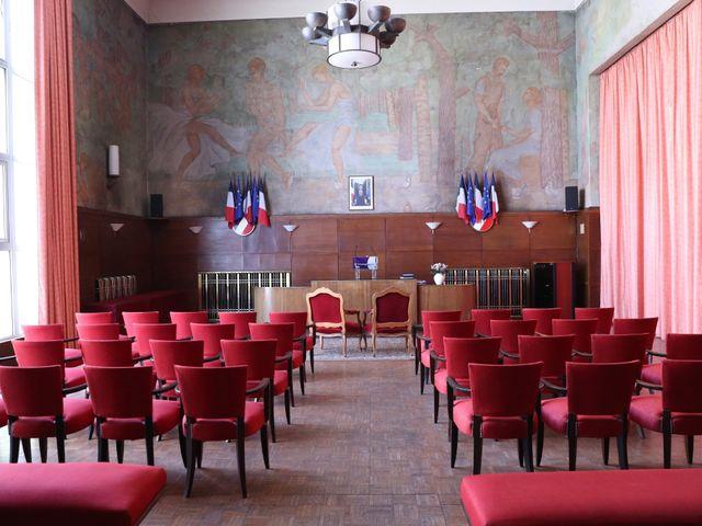 Le mariage de Malik et Sarah à Vert-Saint-Denis, Seine-et-Marne 33