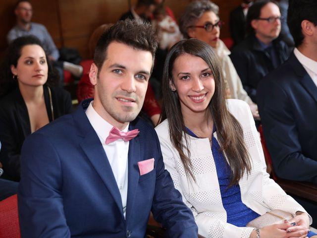 Le mariage de Malik et Sarah à Vert-Saint-Denis, Seine-et-Marne 35