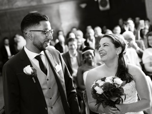 Le mariage de Malik et Sarah à Vert-Saint-Denis, Seine-et-Marne 36