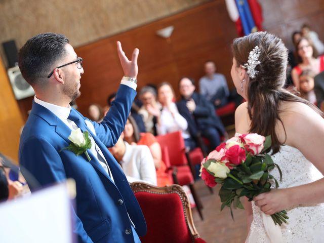 Le mariage de Malik et Sarah à Vert-Saint-Denis, Seine-et-Marne 37