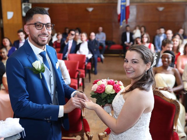 Le mariage de Malik et Sarah à Vert-Saint-Denis, Seine-et-Marne 43