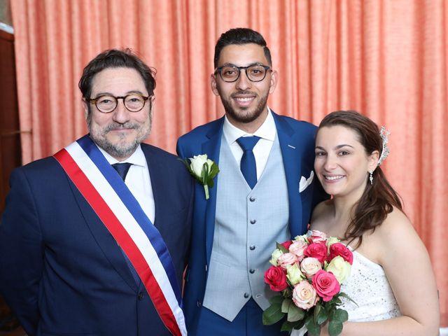 Le mariage de Malik et Sarah à Vert-Saint-Denis, Seine-et-Marne 45